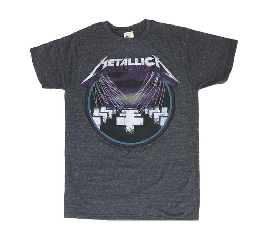 Metallica Distressed Master of Puppets Shirt