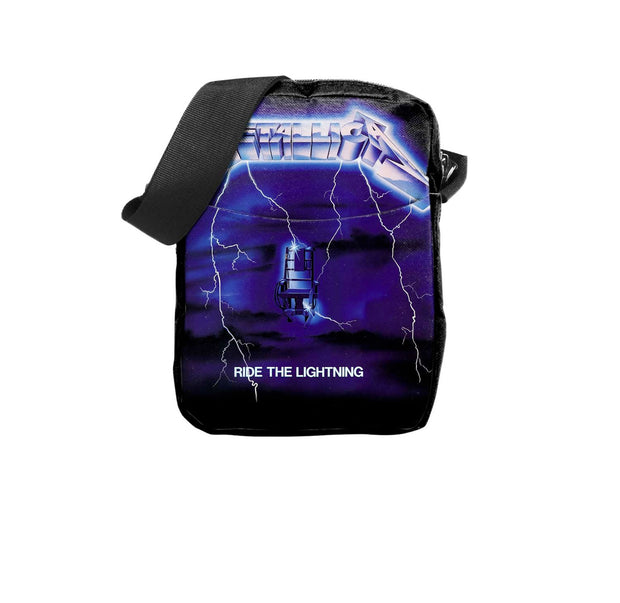 Metallica Ride The Lightning Crossbody Bag