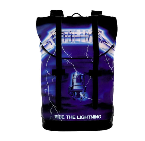 Metallica Ride The Lightning Heritage Backpack