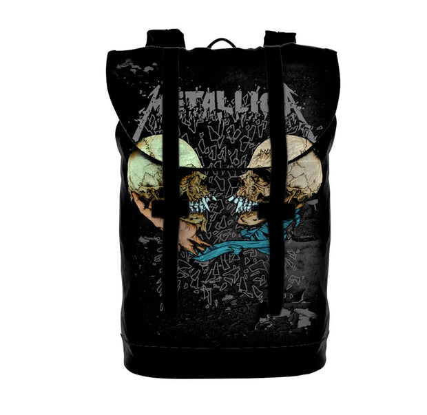 Metallica Sad But True Heritage Backpack