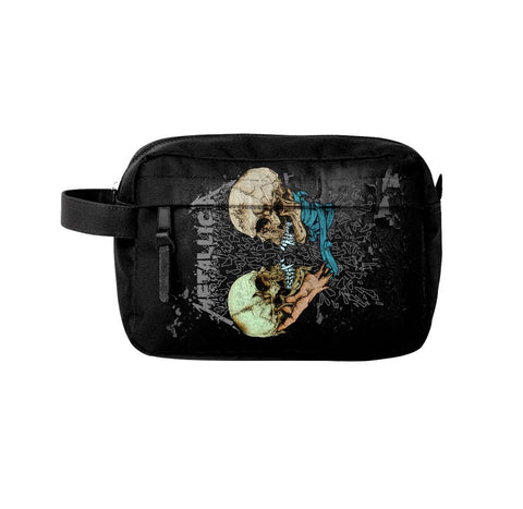 Metallica Sad But True Travel Wash Bag