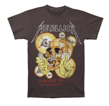 Load image into Gallery viewer, Metallica The Shortest Straw Shirt