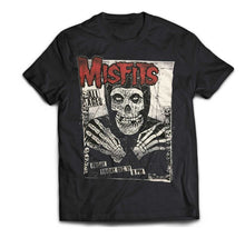 Load image into Gallery viewer, Misfits Tour Shirt