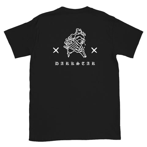 DARKSTAR Skeleton Heart Shirt