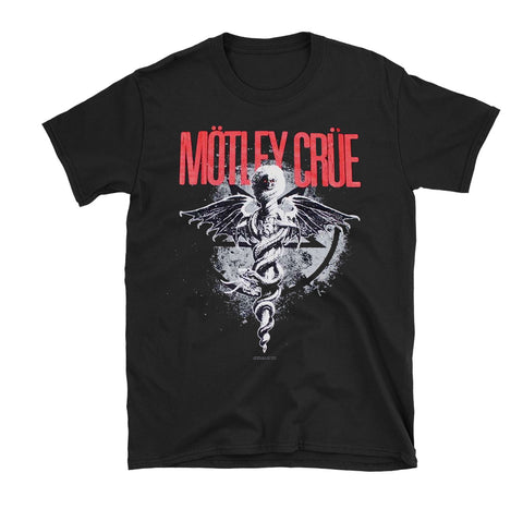 Motley Crue Dr. Feelgood Shirt