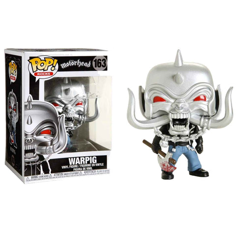 Motorhead Warpig Funko Pop
