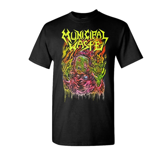 Municipal Waste Skinner Shirt