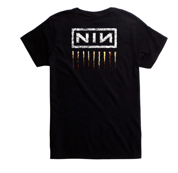 Nine Inch Nails Downward Spiral Shirt