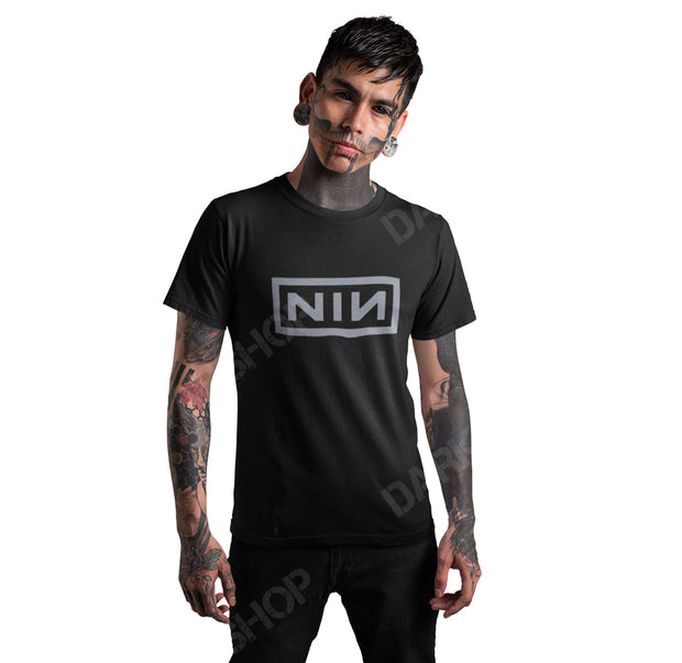 Nine Inch Nails Logo Shirt