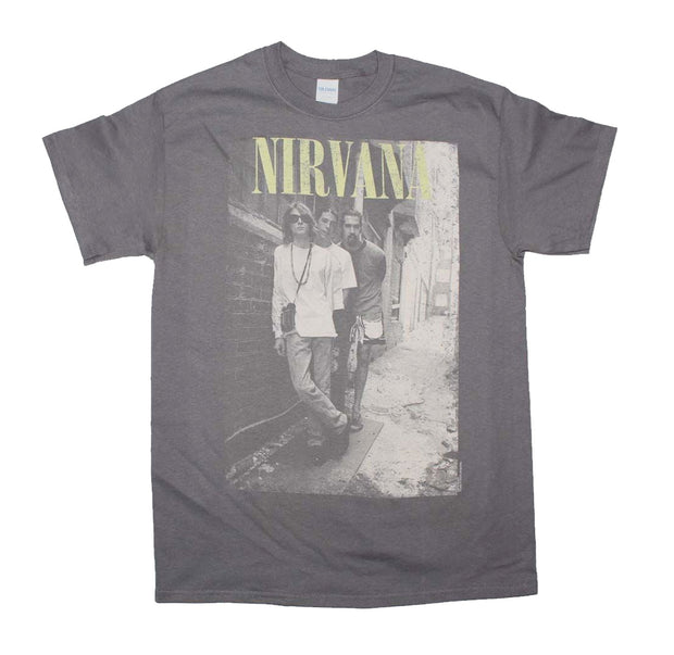 Nirvana Alley Photo T-Shirt