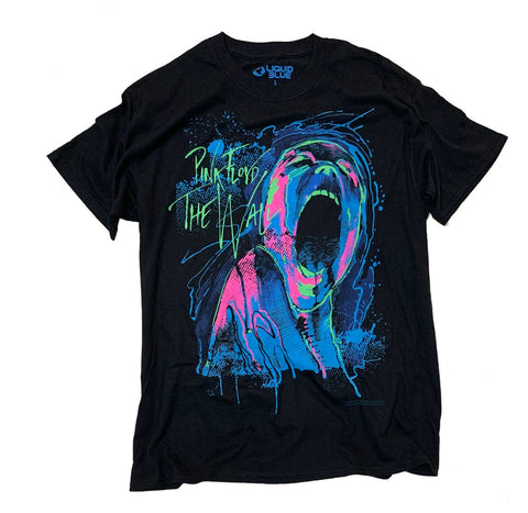 Pink Floyd The Wall Blacklight Shirt