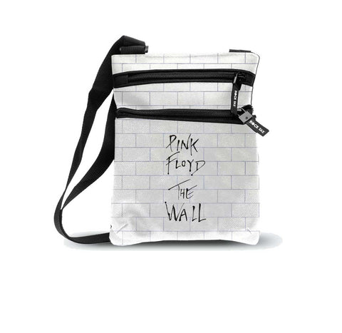 Pink Floyd The Wall Bricks Crossbody Bag