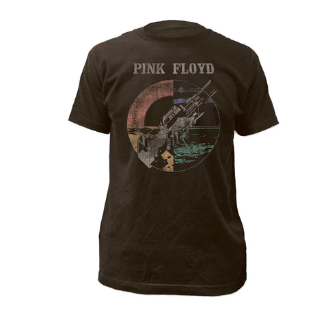 Pink Floyd wish you were here distressed t-shirt
