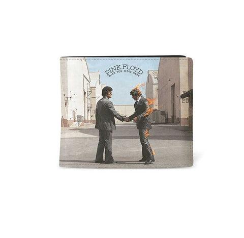 Pink Floyd Wish You Were Here Wallet