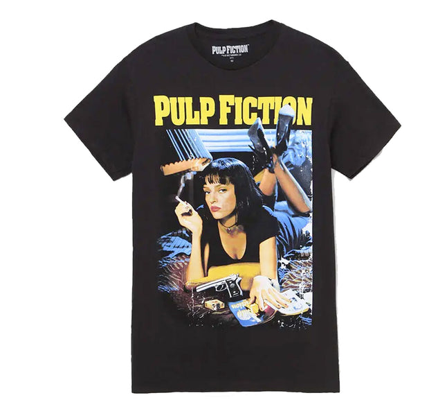Pulp Fiction Movie Poster Shirt