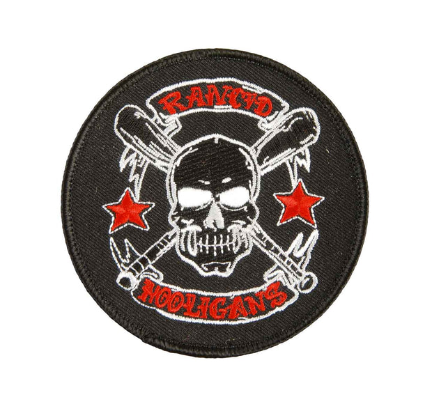 Rancid Hooligans Patch