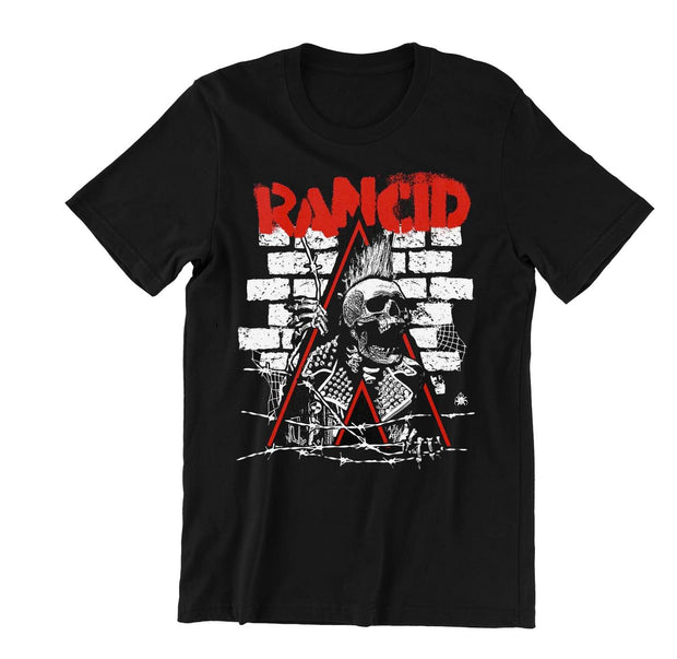 Rancid Skele Tim Breakout Shirt