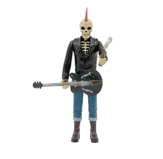 Rancid Reaction Skeletim Figure
