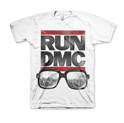 Run DMC Sun Glasses Shirt
