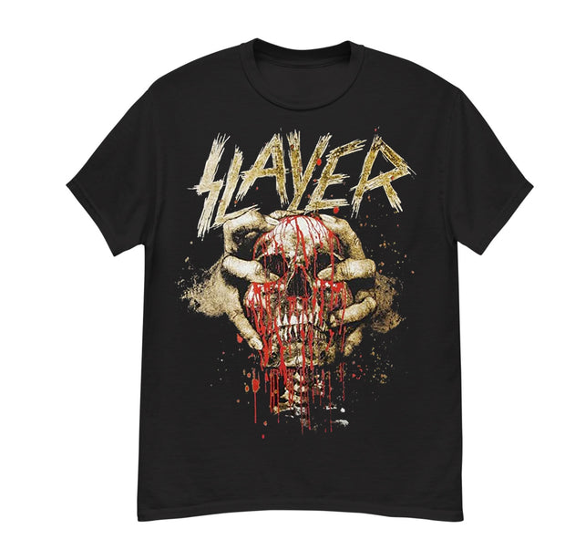 Slayer Skull Clench Shirt