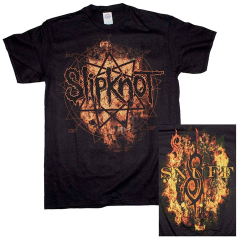 Slipknot Radio Fires Shirt