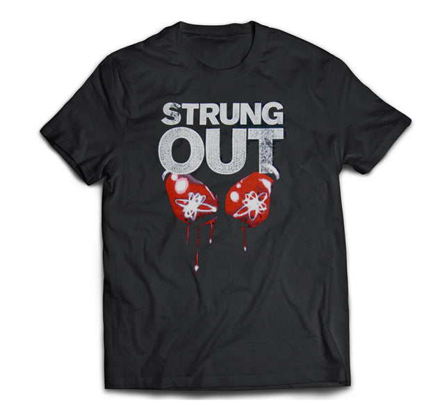 Strung Out Top Contender Boxing Gloves Shirt