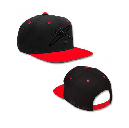Strung Out Astrolux Snapback Hat