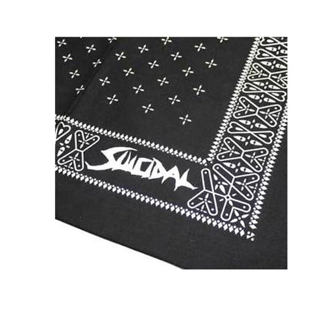Suicidal Tendencies Asterisk Logo Bandana