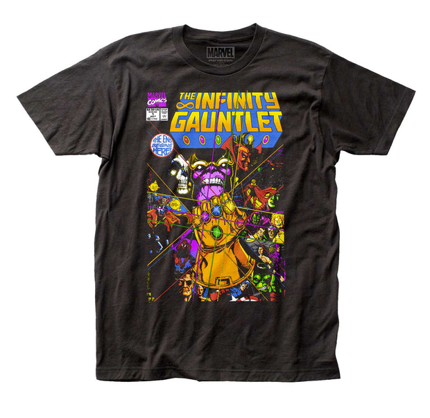 Thanos Infinity Gauntlet Comic Shirt