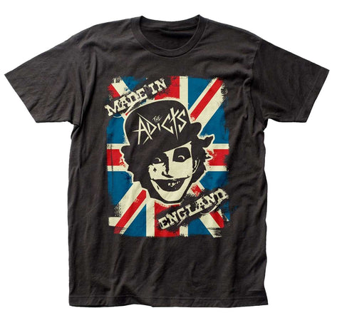 The Adicts Made in England Shirt