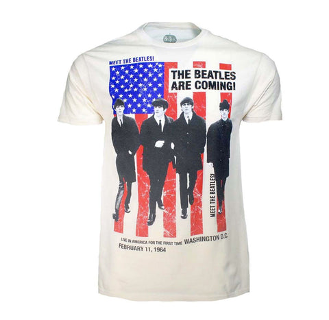 The Beatles Are Coming Shirt