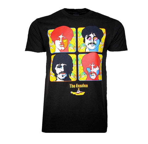 The Beatles Yellow Submarine Portrait Shirt