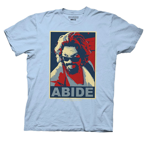 The Big Lebowski Abide Shirt