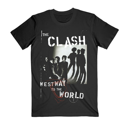 The Clash Westway to the World Shirt