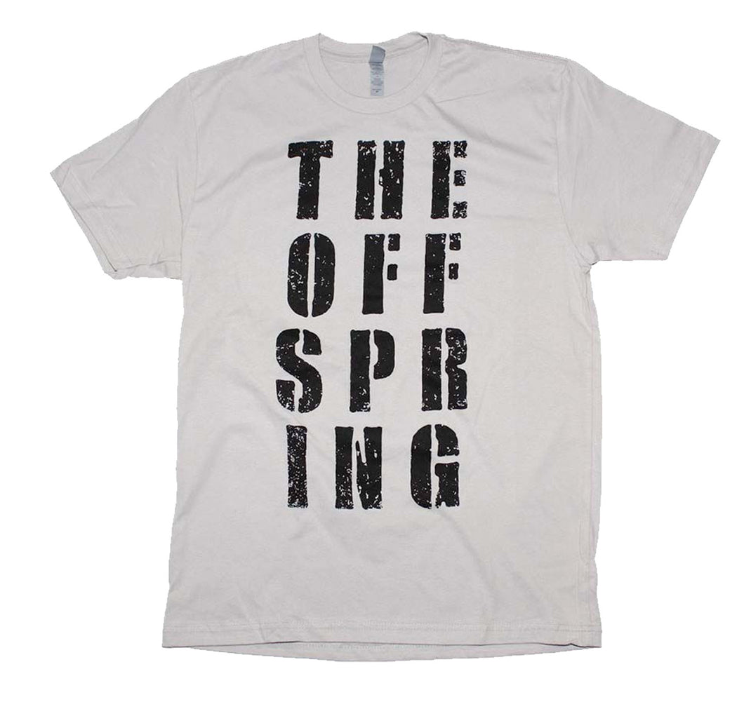 The Offspring Block Letter Shirt