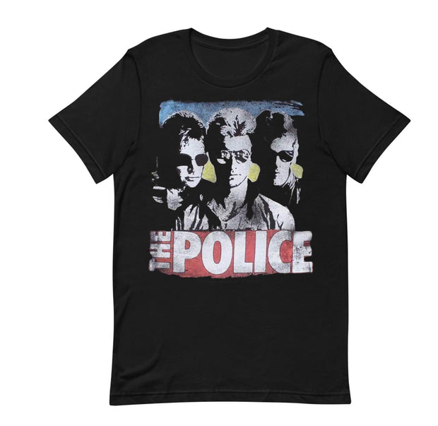 The Police Greatest Hits Shirt