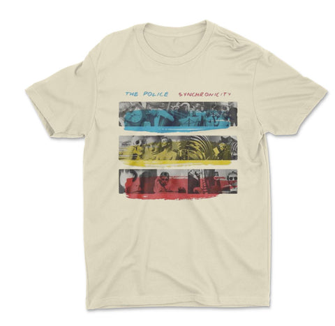 The Police Synchronicity Shirt
