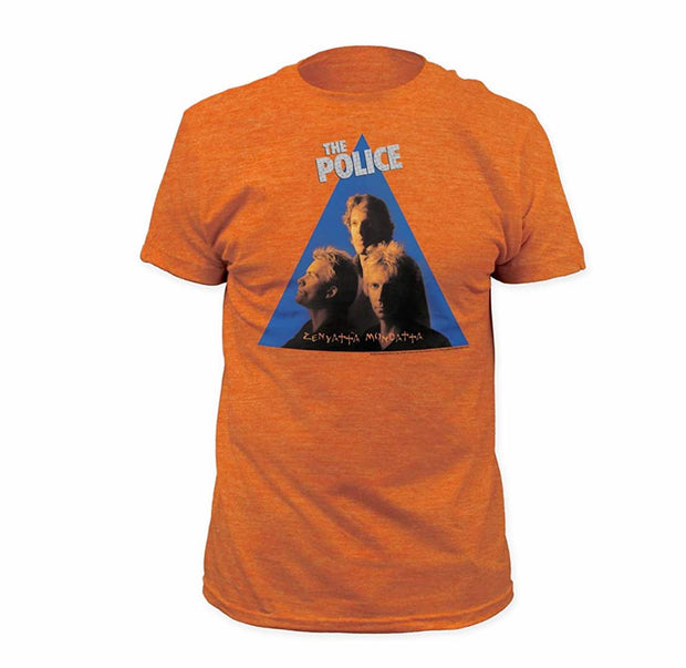 The Police Zenyatta Mondatta Shirt