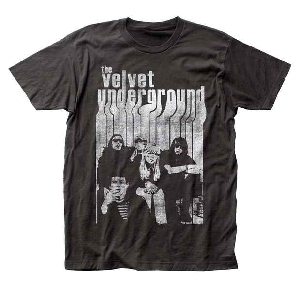 The Velvet Underground Band Photo Shirt