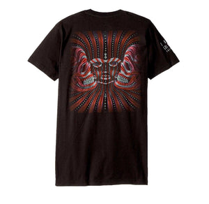 Tool Three Red Faces Shirt