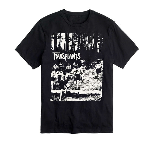 Transplants Kids Gas Mask Shirt