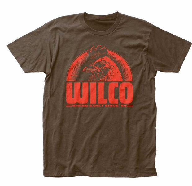 Wilco Rising Early Rooster Shirt