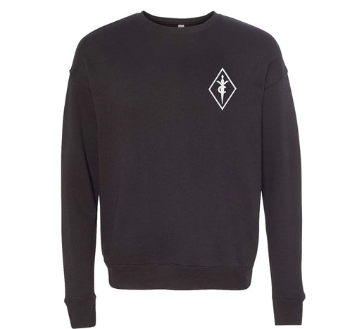Youth Code Wrong or Right Crewneck