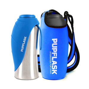 Pupflask Water Bottles