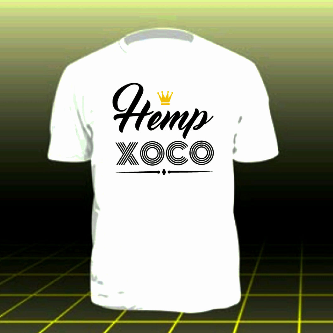 Short sleeve Hemp Xoco T-shirt