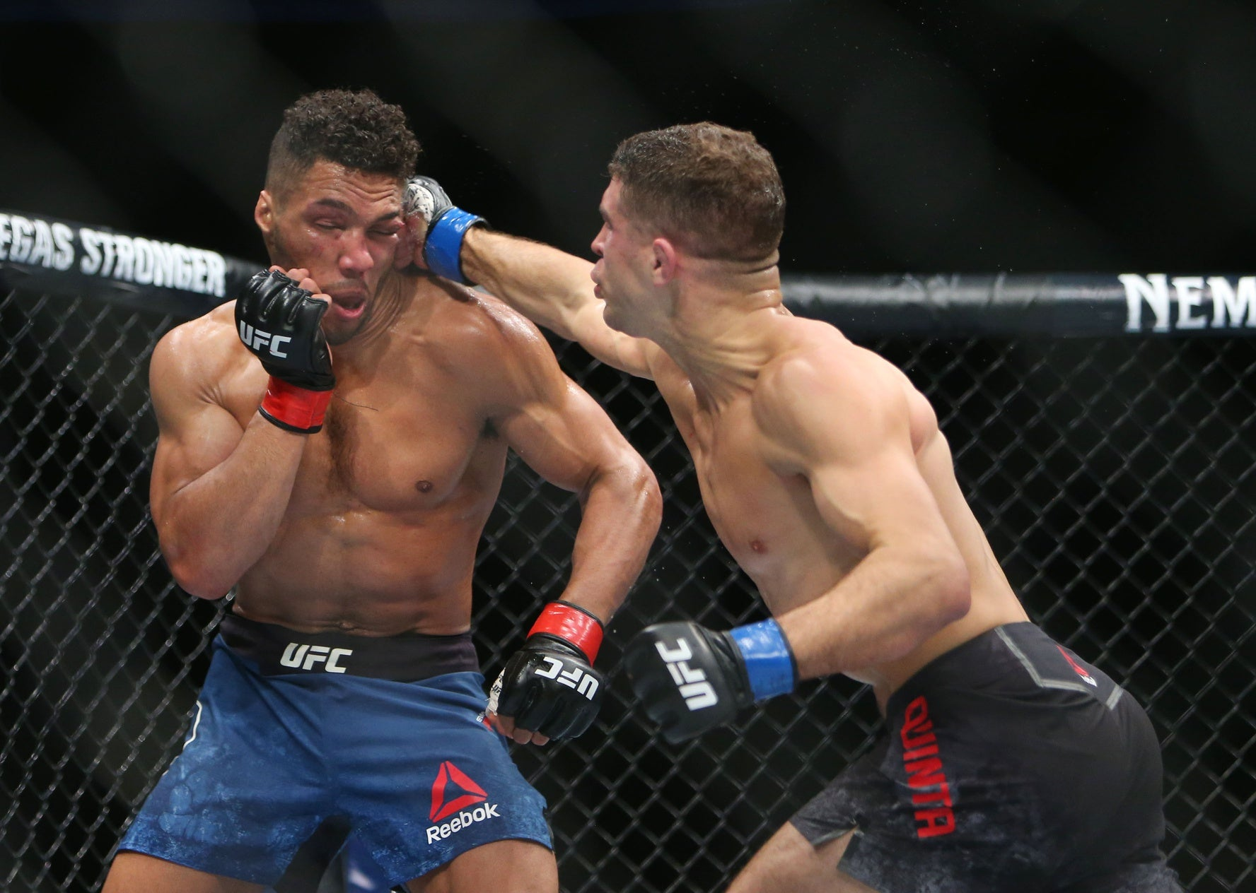 Kevin Lee s'incline une seconde fois par décision unanime face à Al Iaquinta.