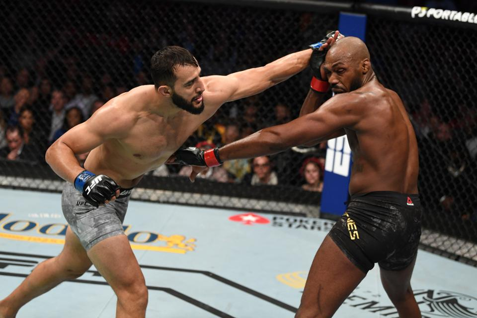 Jon Jones VS Dominick Reyes UFC 247 Fight