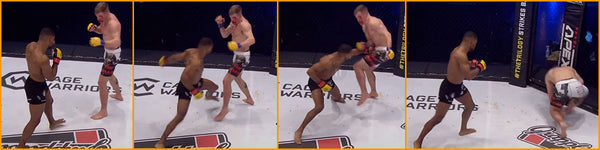 Morgan Charrière vs Perry Goodwin CW 119 Bodyshot