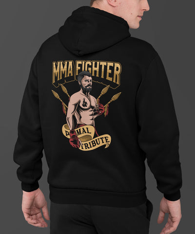 SWEAT 'MMA FIGHTER' NOIR