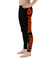 Fight Spats pantalon de compression MMA JJB Synergy Rouge de gauche